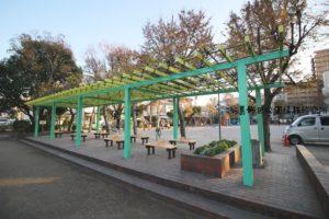 お花茶屋公園