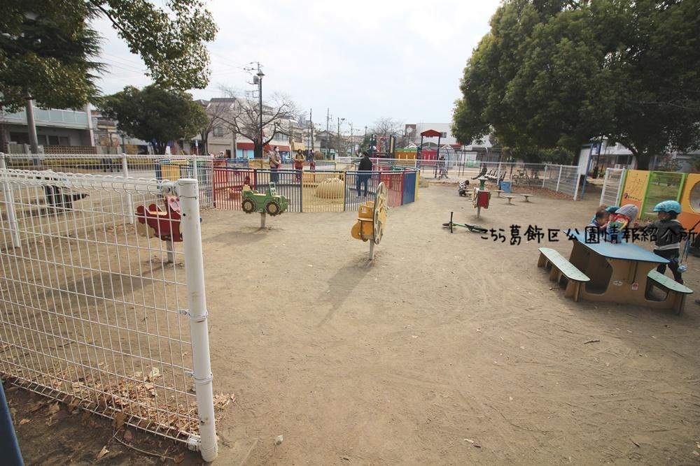 東綾瀬公園わくわく広場 こちら葛飾区公園情報紹介所