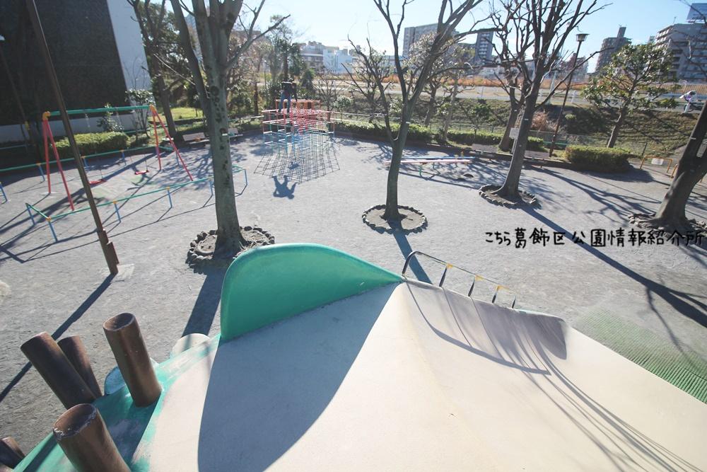 新宿一丁目児童遊園 こちら葛飾区公園情報紹介所