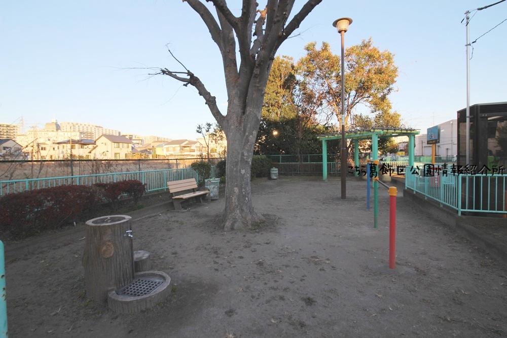 新宿五丁目児童遊園 こちら葛飾区公園情報紹介所