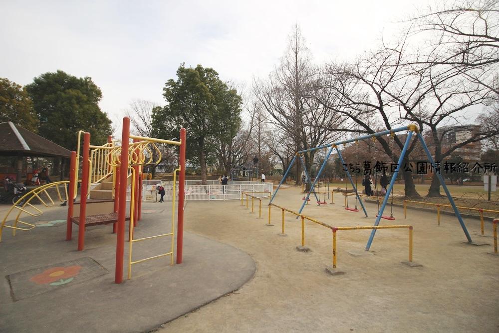 大谷田公園 こちら葛飾区公園情報紹介所