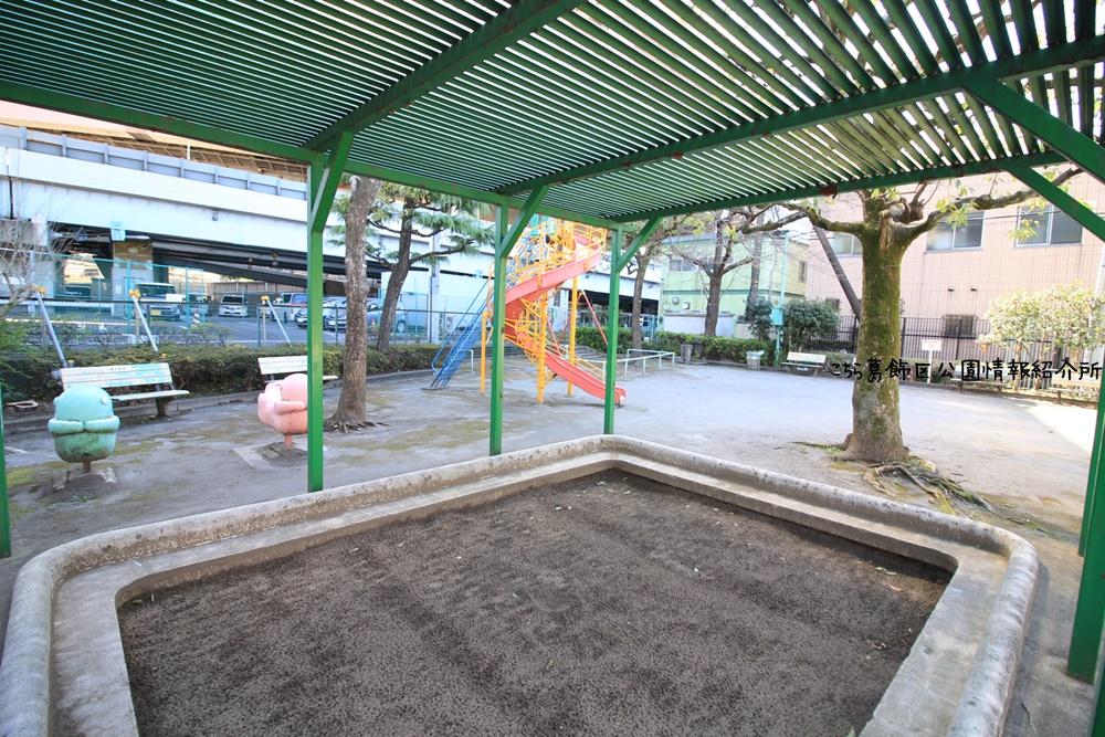 小菅西児童遊園